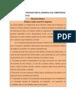 BÁSICA-Torres-Educación Artística. Enfoque y estado actual de la asignatura