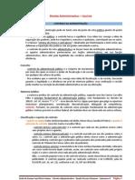 Direito Administrativo - Liscinia