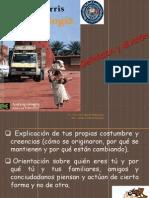 ANTROPOLOGIA  Introducción y división
