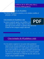 APA Resumen