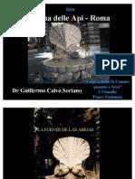 Fontana Delle Api - Roma - Fuente de las Abejas - Gian Lorenzo Bernini