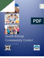 South Kitsap Community Center Survey