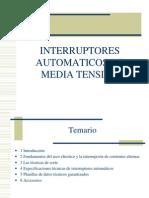 Transparencias Interruptores MT 2