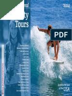 미국 FLS 2014 specialty tour brochure