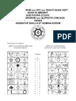 231. Liber CCXXXI - Liber Arcanorum