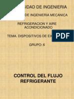 Controles Del Flujo Refrigerante(1)