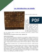 Tocapus Incas