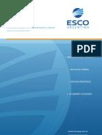 Catalogo Esco 2012