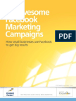 12 Awesome Facebook Marketing Campaigns 20121018