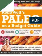 Paleo Budget Guide