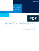 Microsoft Security Intelligence Report Volume 14 English