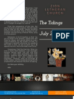 The Tidings July 2013