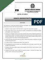 Agente Adm Londrina