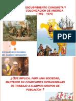 Descubrimiento+Conquista+y+Colonizacion+de+America