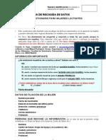 Cuestionario Estudio Mastitis-Actualizado Julio 2011