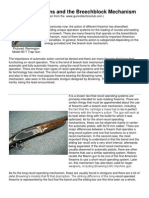 American Firearms and the Breechblock Mechanism