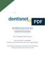 Esterilización en Odontología