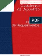 Cuaderno de Apuntes Ingeniería de Requerimientos