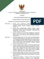 35 KEPMEN-KP 2013_penetapan Kawasan Minapolitan