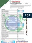 Formato Renta Anual 2012 Sunat General Servicont