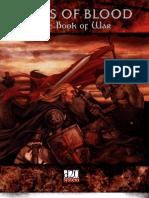 d20 - D&D - 3.5E - Fields of Blood - The Book of War