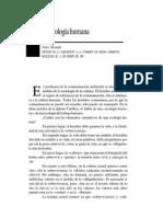 Pedro Morandé - La ecología humana