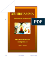 Abhidhamma Chapter 3 Buddhism