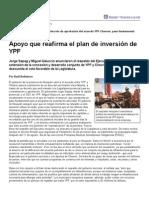 Página_12 __ Economía __ Apoyo que reafirma el plan de inversión de YPF