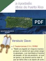 Sectas Nativas de Puerto Rico