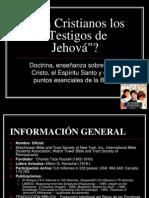 Son Cristianos Los Testigos de Jehova