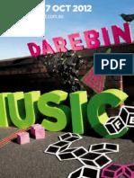 Darebin Music Feast 2012 Program