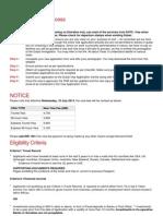DUBAI Visa Application Process