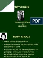 Henry Giroux