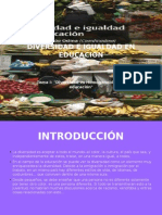 I Diversidad e Igualdad en Educación