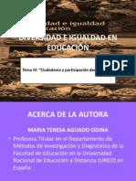II Diversidad e Igualdad en Educación