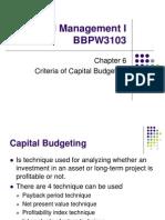 Financial Management I_Chapter 6