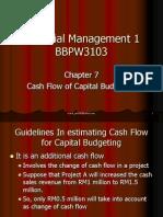 Financial Management I_Chapter 7