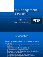 Financial Management I_Chapter 9