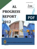 Annual Progress Report 2012-IfAD PTCRRMP