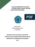 Arifiani Hasil Analisis