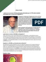Hepatitis C-VIH-SIDA José María Gatell