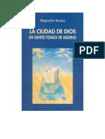 La Ciudad de Dios en Santo Tomas de Aquino -  Estudio de eclesiología tomista  - Alejandro Ramos