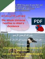 Allah the Creator
