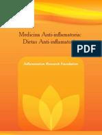 Monografia Dietas Anti-Inflamatorias