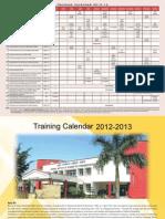 BIS Indian Training schedule