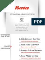case study- Bata