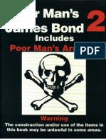 Poor Man's James Bond 2 by Kurt Saxon