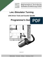 Turning Programming Manual