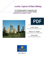 PSDM2005 Proceedings