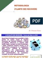 7 - Metodologia Registro e Atlante Dei Ricoveri